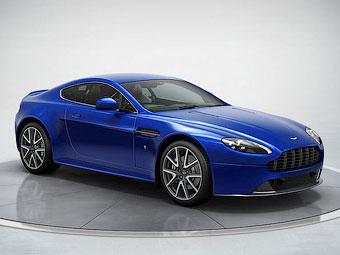 Пользователи Facebook помогут Aston Martin в создании нового спорткара