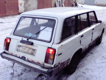 Каждый пятый автомобиль в Москве - марки Lada