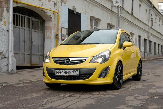 Длительный тест Opel Corsa: третья часть
