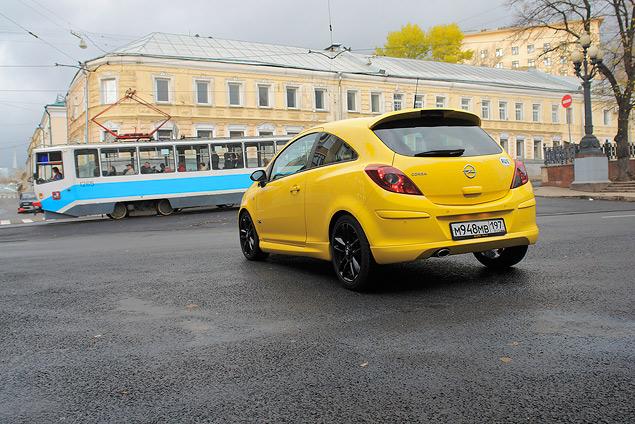 Длительный тест Opel Corsa: третья часть. Фото 1