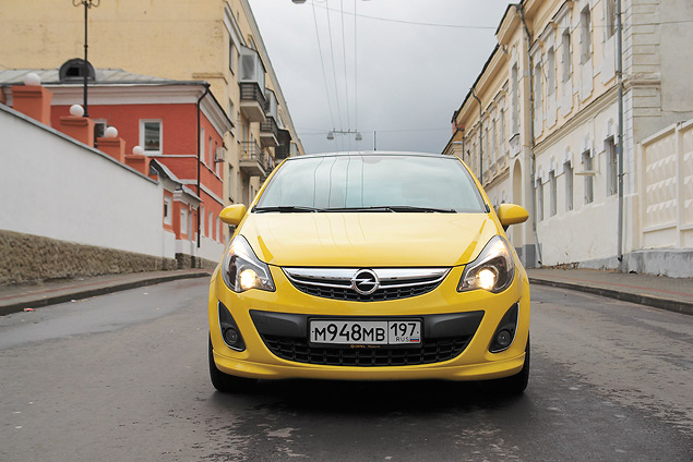 Длительный тест Opel Corsa: третья часть. Фото 2