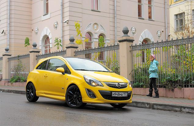 Длительный тест Opel Corsa: третья часть. Фото 4