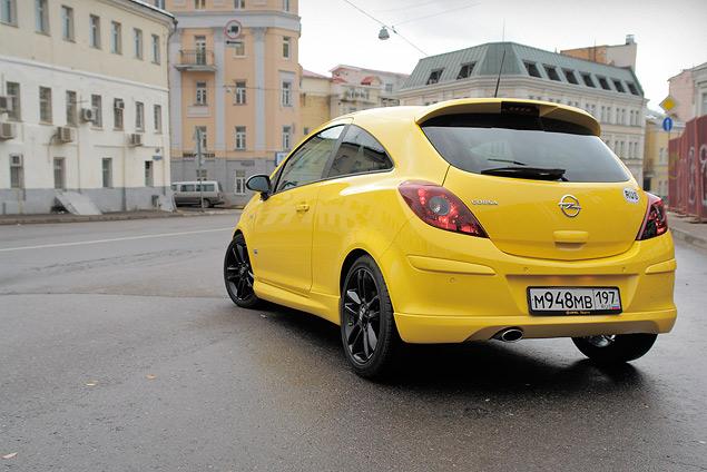 Длительный тест Opel Corsa: третья часть. Фото 5
