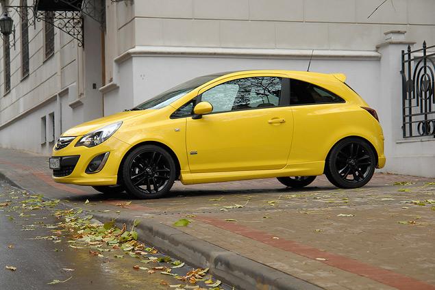 Длительный тест Opel Corsa: четвертая часть. Фото 1