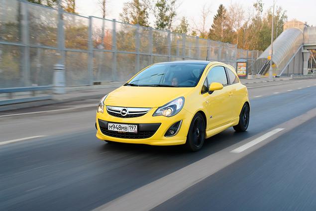 Длительный тест Opel Corsa: четвертая часть. Фото 2