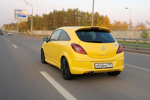 Длительный тест Opel Corsa: четвертая часть. Фото 3