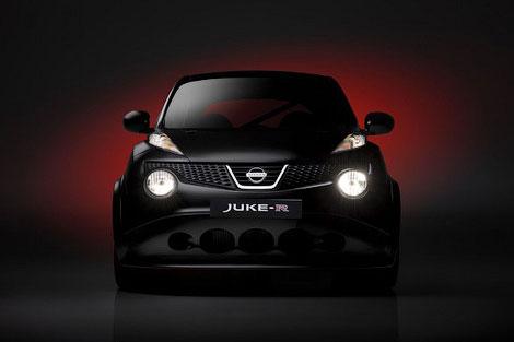 Рассекречен кроссовер Nissan Juke c двигателем от суперкара GT-R. Фото 1