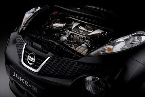 Рассекречен кроссовер Nissan Juke c двигателем от суперкара GT-R. Фото 3
