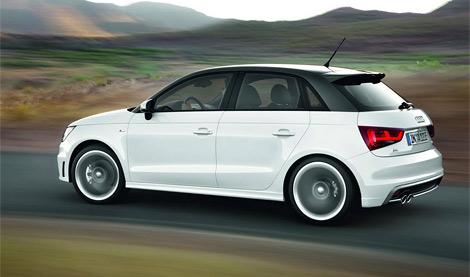Компания Audi представила пятидверную модификацию компактного хэтчбека A1. Фото 1