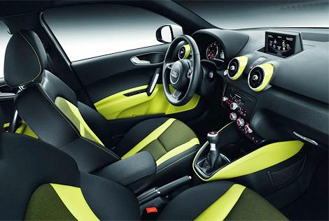 Компания Audi представила пятидверную модификацию компактного хэтчбека A1. Фото 2