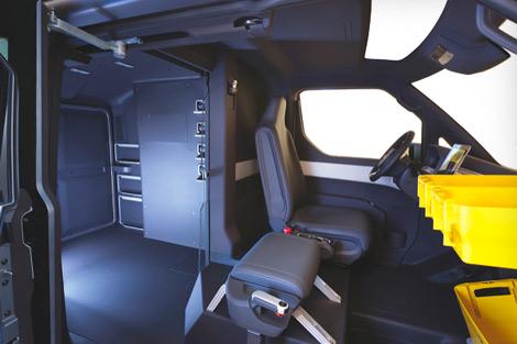 Volkswagen представил в Потсдаме концепт-кар под названием eT!. Фото 2