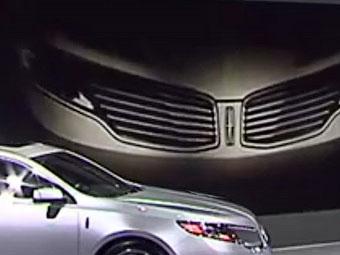 Lincoln спрятал тизер нового седана в видеоролике Лос-Анджелеского моторшоу