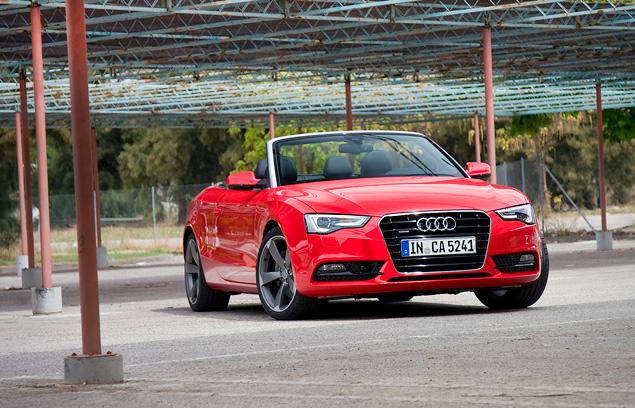 Ищем новшества в рестайлинговой Audi A5. Фото 2