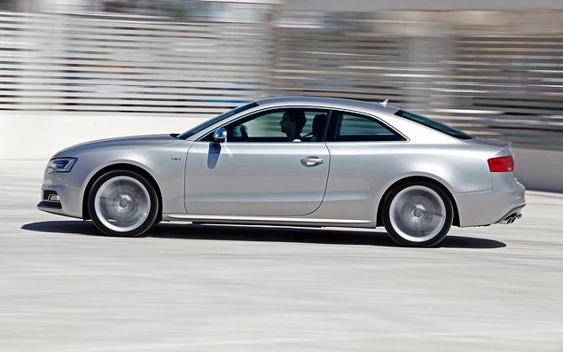 Ищем новшества в рестайлинговой Audi A5. Фото 5