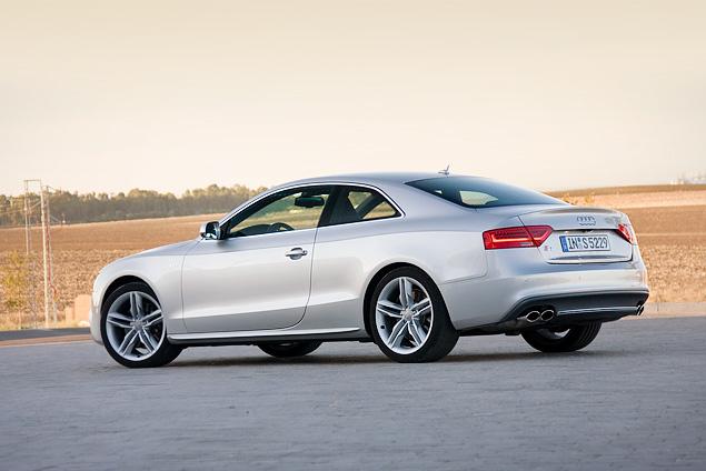Ищем новшества в рестайлинговой Audi A5. Фото 6