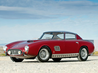 В США продадут 54-летний Ferrari за 2 миллиона долларов