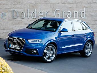 """Стала известна мощность """"заряженного"""" Audi Q3"""