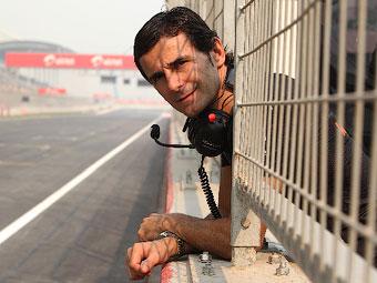 Педро де ла Роса вернется за руль болида Формулы-1 в команде HRT