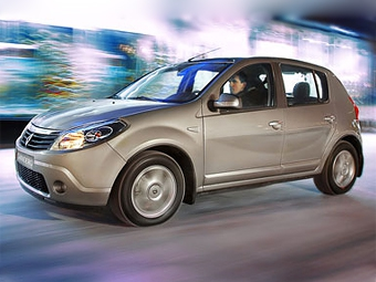 """""""ИжАвто"""" начнет выпуск Renault Sandero, Duster и Nissan Tiida"""