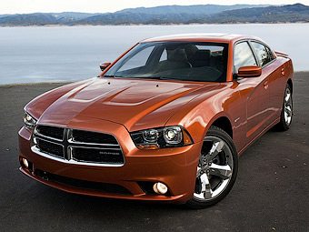 Самой удобной американцы признали навигацию в Dodge Charger