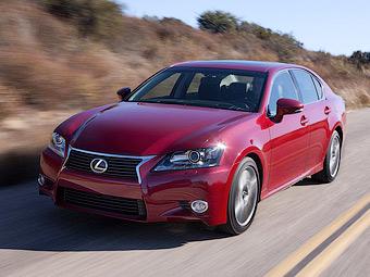Lexus показал самый доступный вариант седана GS