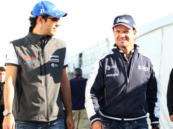 Рубенс Баррикелло заключил соглашение о намерениях с командой Renault