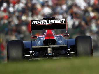 Британские власти решили закрыть команду Формулы-1 Marussia Virgin