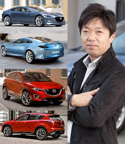 Знакомимся с первым компактным кроссовером Mazda