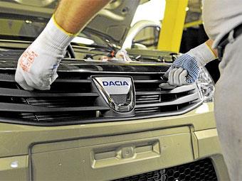 Dacia выпустит конкурента компакт-кару VW up!