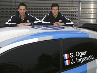 Ожье стартует во всех гонках WRC 2012 года на Skoda Fabia S2000