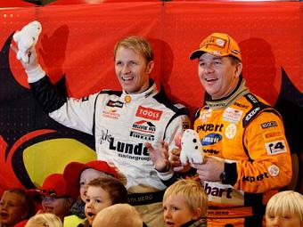 На место в раллийной команде Ford M-Sport появилось три претендента