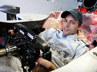 Резервист Renault дебютирует в Формуле-1 в команде HRT