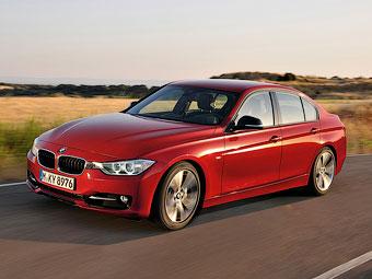 """Стали известны российские цены на новую """"трешку"""" BMW"""