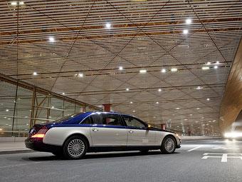"""Mercedes-Benz готов """"похоронить"""" марку Maybach"""