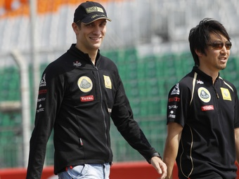 Петрову понравилось не участвовать в тренировке Формулы-1