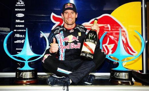 Марк Уэббер выиграл последнюю гонку Формулы-1 2011 года