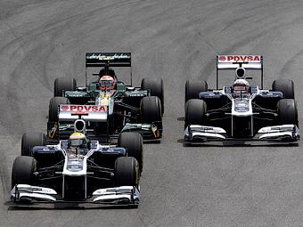В прошедшем сезоне Формулы-1 произошло рекордное число обгонов