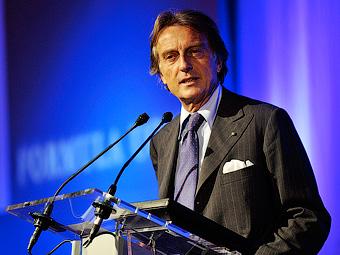 Лука ди Монтеземоло отметил 20 лет работы в качестве главы Ferrari