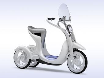 """Toyota разработала вместе с """"Ямахой"""" скутеры и велосипеды"""
