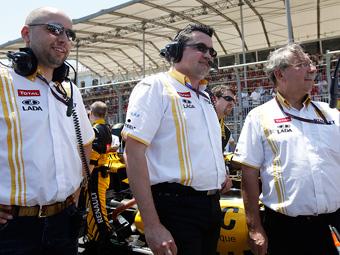 Совет директоров Lotus Renault GP подумает об отставке Булье