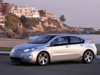 """Владельцам Chevrolet Volt выдадут """"временные"""" автомобили"""