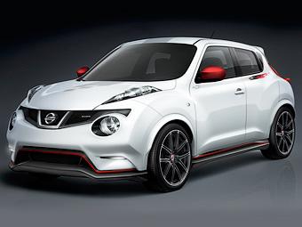 Nissan запустит в серию Juke с заводским тюнингом