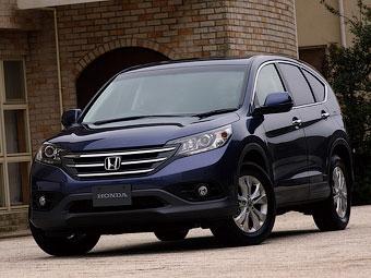 """""""Хонда"""" показала японский вариант нового CR-V"""