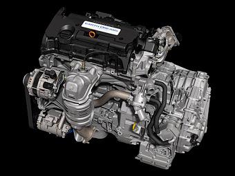 Honda рассказала о новой линейке двигателей
