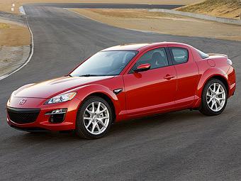 Mazda задумалась о замене спорткаров RX-8 и MX-5 одной моделью