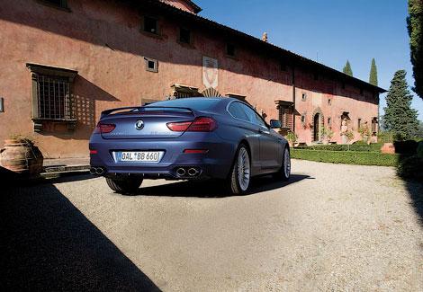 Немцы представили программу глубокой доработки для BMW 650i