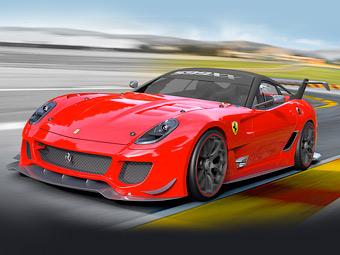 Ferrari рассекретила свой самый экстремальный суперкар