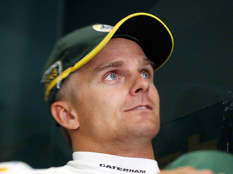 Ковалайнен раскрыл условия ухода из команды Team Lotus
