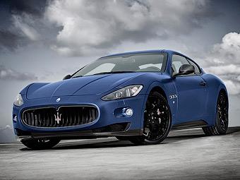 Maserati посвятит версию GranTurismo S 150-летию объединения Италии
