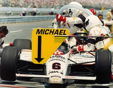 Легендарный коллектив Newman/Haas Racing больше не примет участия в гонках